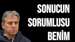 Hamza Hamzaoğlu'nun Ankaragücü maçı sonrası açıklamaları