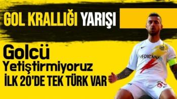 İlk 20'de tek Türk Yeni Malatyaspor'lu Adem