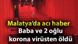 Malatya'da acı haber