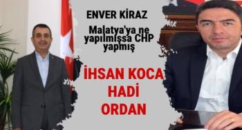 Malatya'da Ak Parti'den Başkan Kiraz'a Sert Tepki