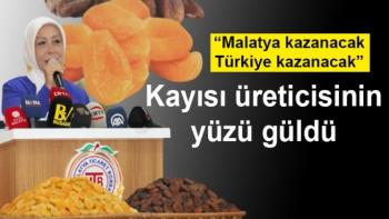 Malatya kazanacak Türkiye kazanacak