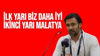 Ömer Erdoğan'ın Maç Sonu Açıklamaları