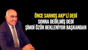 Önce Sarhoş AKP'li dedi Sonra değilmiş dedi