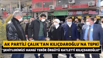 Şehitlerimizi hangi terör örgütü katletti Kılıçdaroğlu?