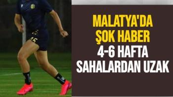 Yeni Malatyaspor'da Şok Haber