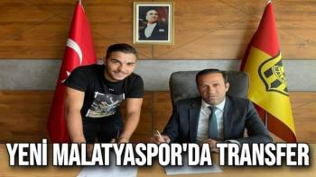 Yeni Malatyaspor'da transfer
