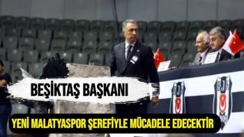 Yeni Malatyaspor şerefiyle mücadele edecektir