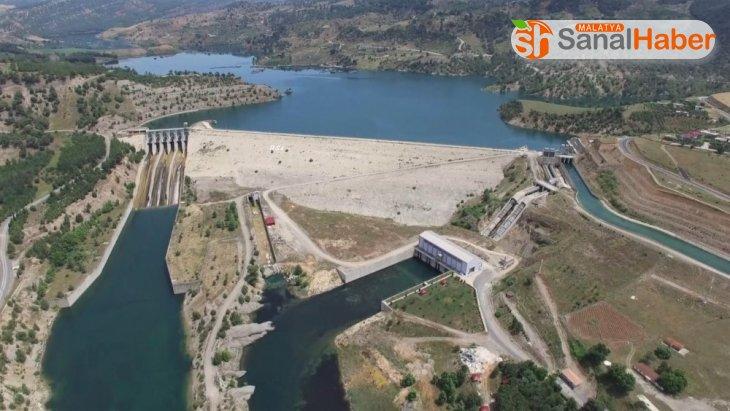 Kahramanmaraş'ta barajlar yüzde 98'lik doluluk oranına ulaştı