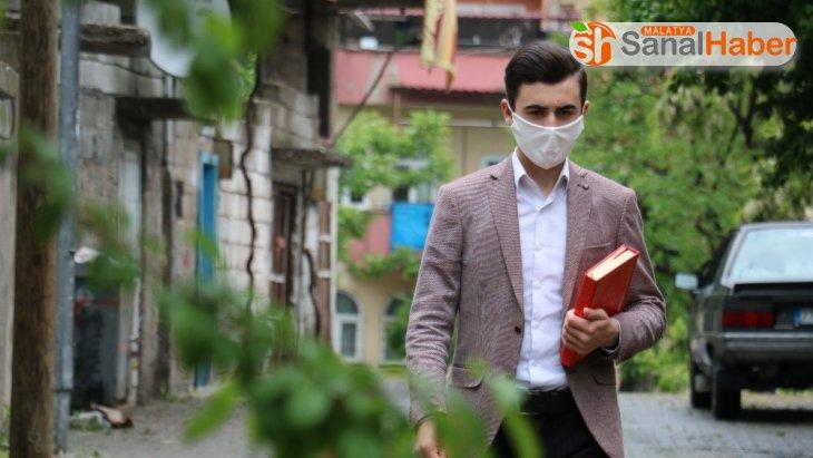 Kahramanmaraşlı hafız Türkiye ikincisi oldu