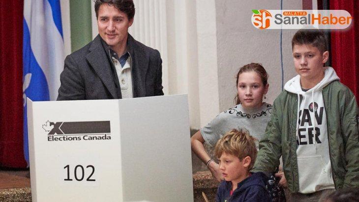 Kanada seçimlerinin kazananı Trudeau