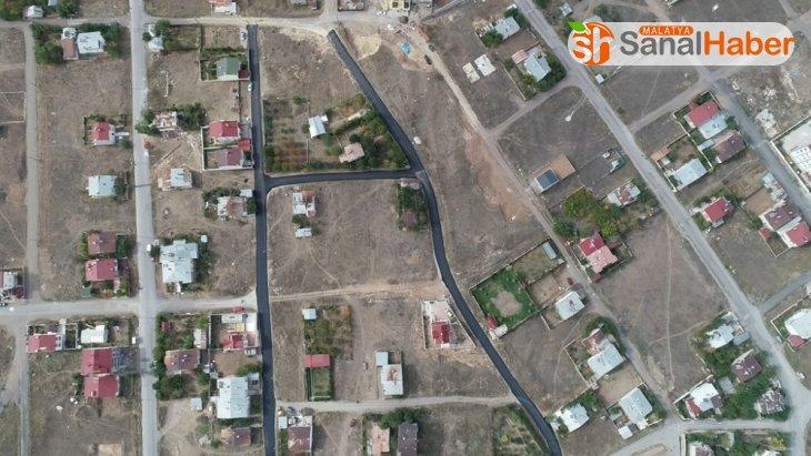 Karşıyaka'da asfaltsız yol kalmayacak