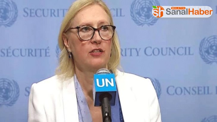 Kıbrıs BM Barış Gücü Başkanı Spehar: 'Kıbrıs müzakerelerini sürdürmedeki belirsizlik nedeniyle endişeliyim'