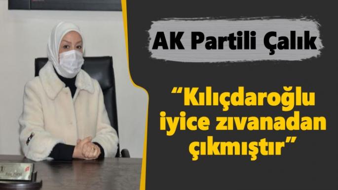 Kılıçdaroğlu iyice zıvanadan çıkmıştır