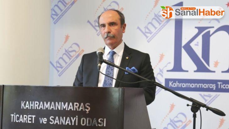 KMTSO Başkanı Balcıoğlu: 'İşe gitmeden çalışmayı öğrendik'