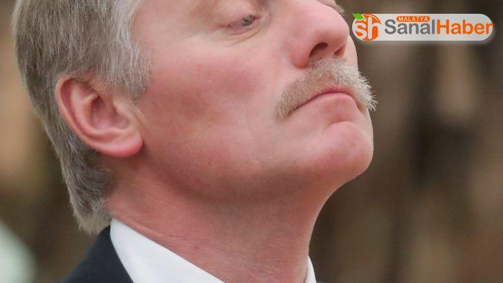 Kremlin Sözcüsü Peskov: 'Korona virüs aşı çalışmalarını çalmaya yönelik girişimlerle ilgimiz yok'