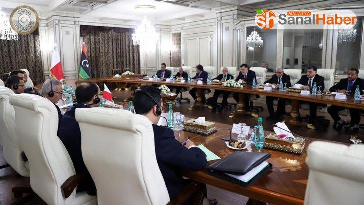 Libya ve Malta düzensiz göç konusunda mutabakat anlaşması imzaladı