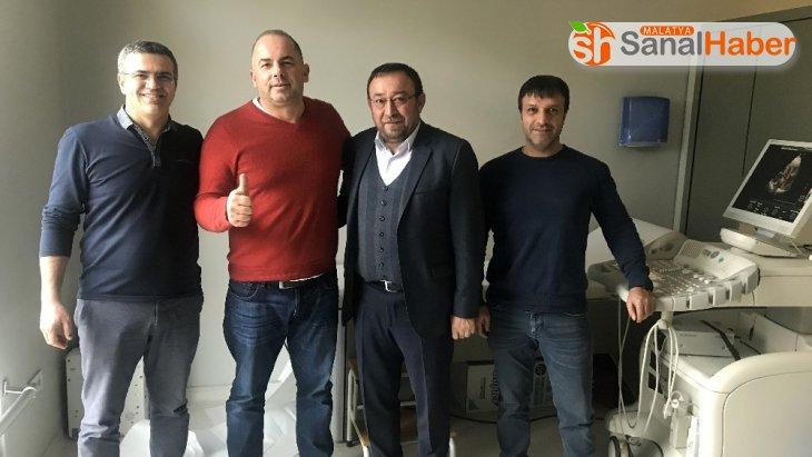 Makedonya'da şifa bulamadı Sivas'ta sağlığına kavuştu
