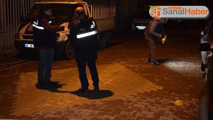 Malatya'da bir kişi silahla başından vurulmuş halde bulundu