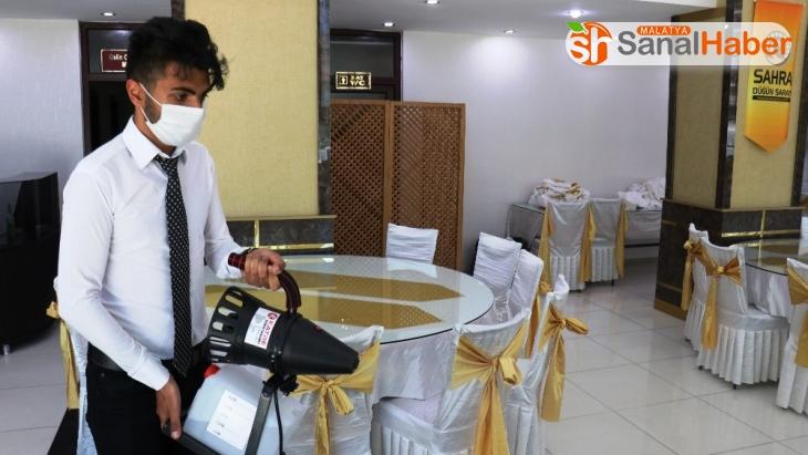 Malatya'da Düğünler büyük oranda ertelendi