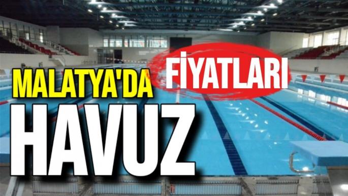 Malatya'da Havuz fiyatları