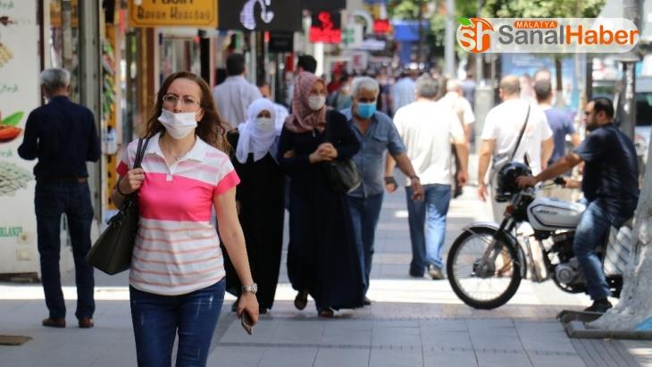 Malatya'da maske takmayan 161 kişiye ceza