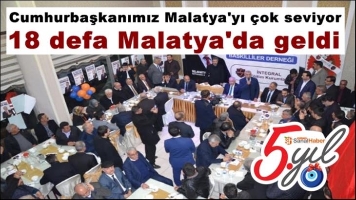 Osman Güder Battalgazi'mizin geleceğine hep birlikte imza atacağız