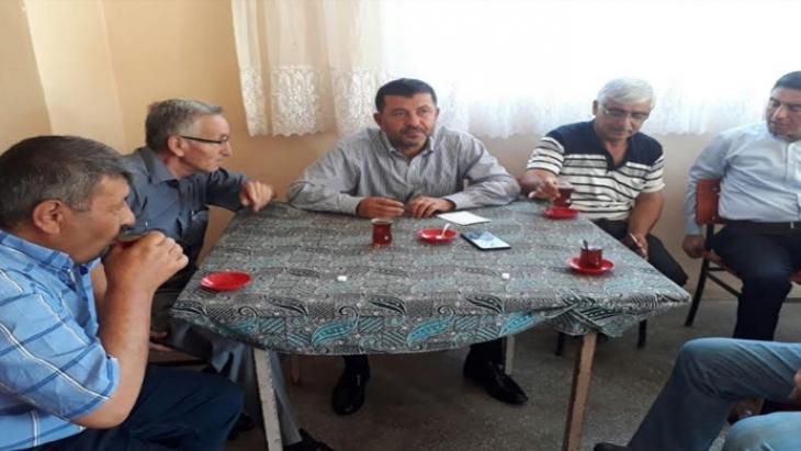 Veli Ağbaba'ya Büyükşehir'i şikayet ettiler