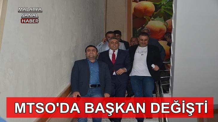 MTSO Başkanlığını Oğuzhan Ata Sadıkoğlu kazandı