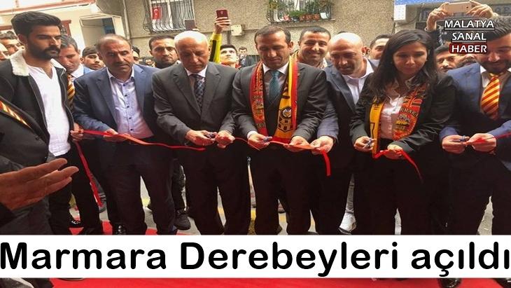 Marmara Derebeyleri açıldı