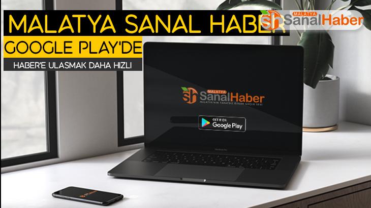 Malatya Sanal Haber, Google Play Store'da!
