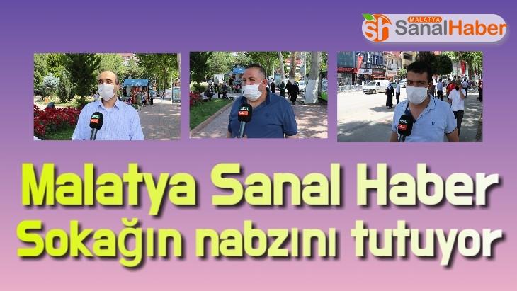Malatya Sanal Haber sokağın nabzını tutuyor