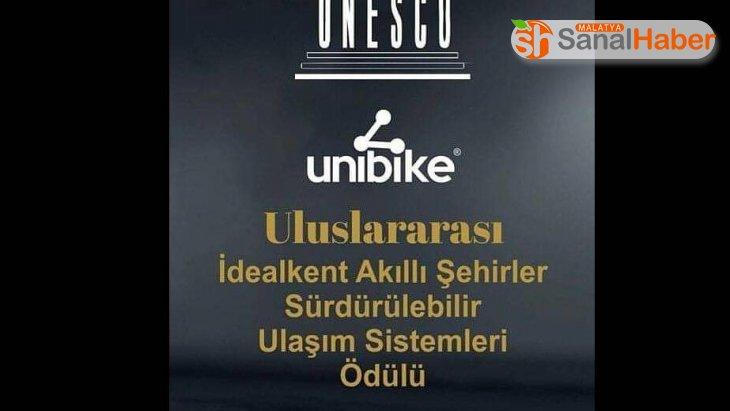 Malatya Teknokent Firmasına UNESCO'dan ödül