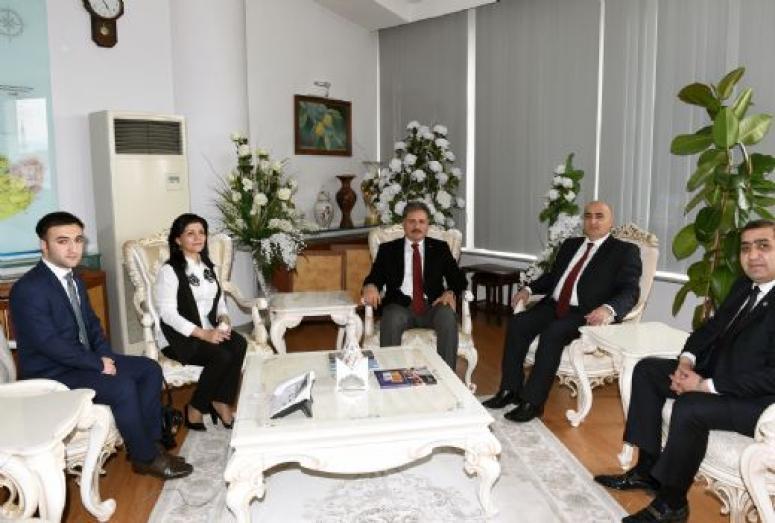 TÜRKİYE VE AZERBAYCAN DOST VE KARDEŞ ÜLKELER