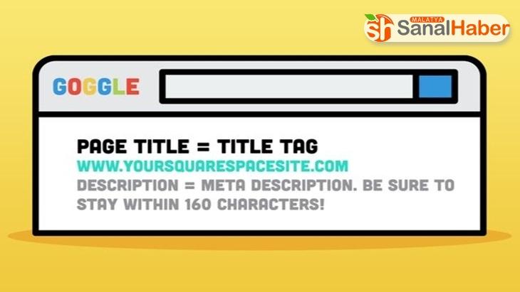 Meta Title Etiketi Nedir?