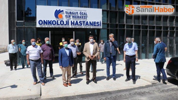 Türkiye'nin en büyüğü olacak Onkoloji Hastanesinde sona doğru