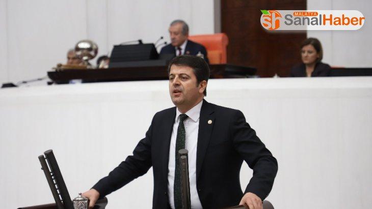 Milletvekili Tutdere, afetzedelerin mağduriyetini meclise taşıdı