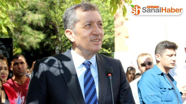 Milli Eğitim Bakanı Selçuk: 'Eğitim kalitesinin yükselmesiyle ekonominin ve demokrasinin yükseldiğini göstermek istiyoruz'