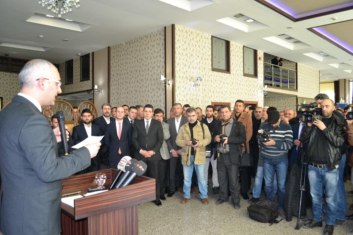 Osman Timurtaş Malatya'da Milletvekili Aday Adaylığını Açıkladı