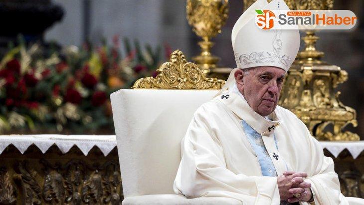 Papa skandal hareketi için özür diledi
