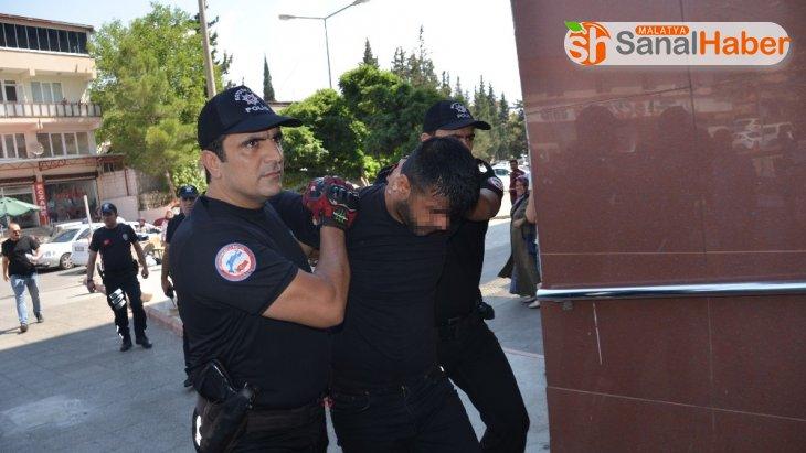 Polise ateş eden zanlı: 'Alkollüydüm pişmanım'