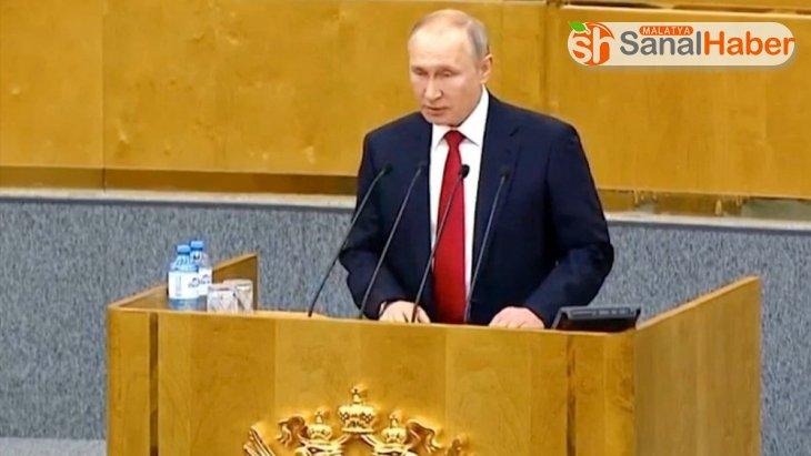 Putin: 'Rusya'nın geleceği için referanduma ihtiyaç var'