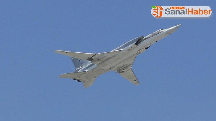 Rus bombardıman uçağı acil iniş yaptı