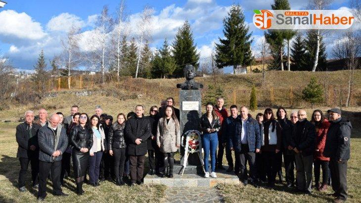 Sabahattin Ali, doğum gününde Bulgaristan'da anıldı