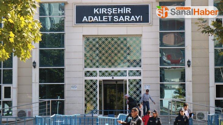 Pötürge de 2 kişinin öldüğü davanın 2. duruşması Kırşehir'de görüldü