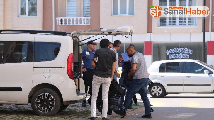 Sivas'ta filmleri aratmayan kaçış