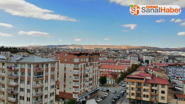 Sivas'ta konut satışında sert düşüş
