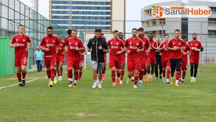 Sivasspor, Çaykur Rizespor maçına hazır