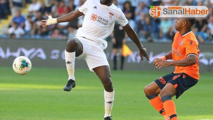 Sivasspor ile Başakşehir 24. randevuda