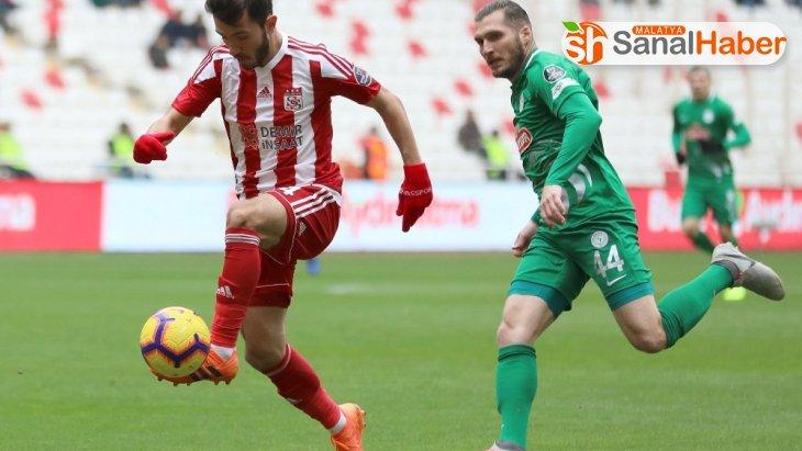 Sivasspor ile Çaykur Rizespor 15. randevuda