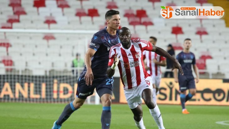Sivasspor ile Trabzonspor 28. randevuda